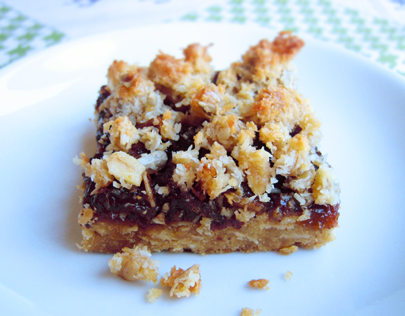 healthy fruit and nut slice recipe what fruits are healthy for you