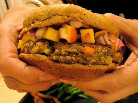 lentilburgers