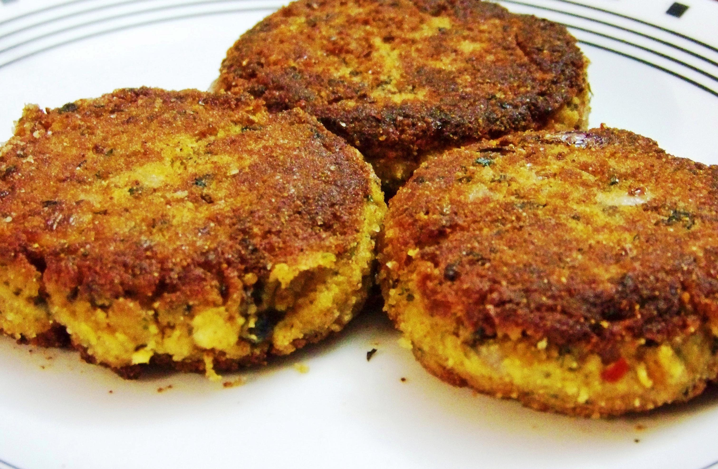 Healthy Gluten Free Recipes Vegan Spicy Tofu Burger