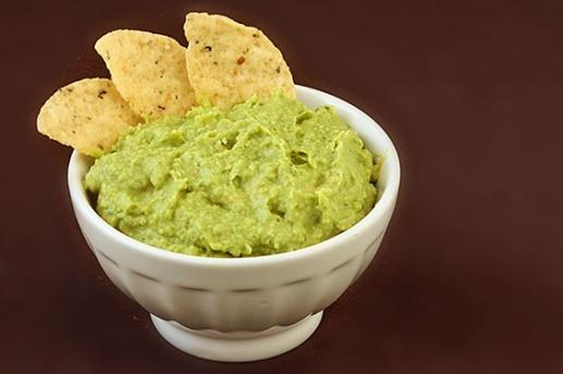 Healthy Recipes: Creamy Avocado Hummus Dip – My Well Being Journal