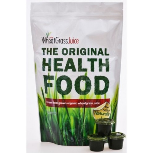 wheatgrass company review