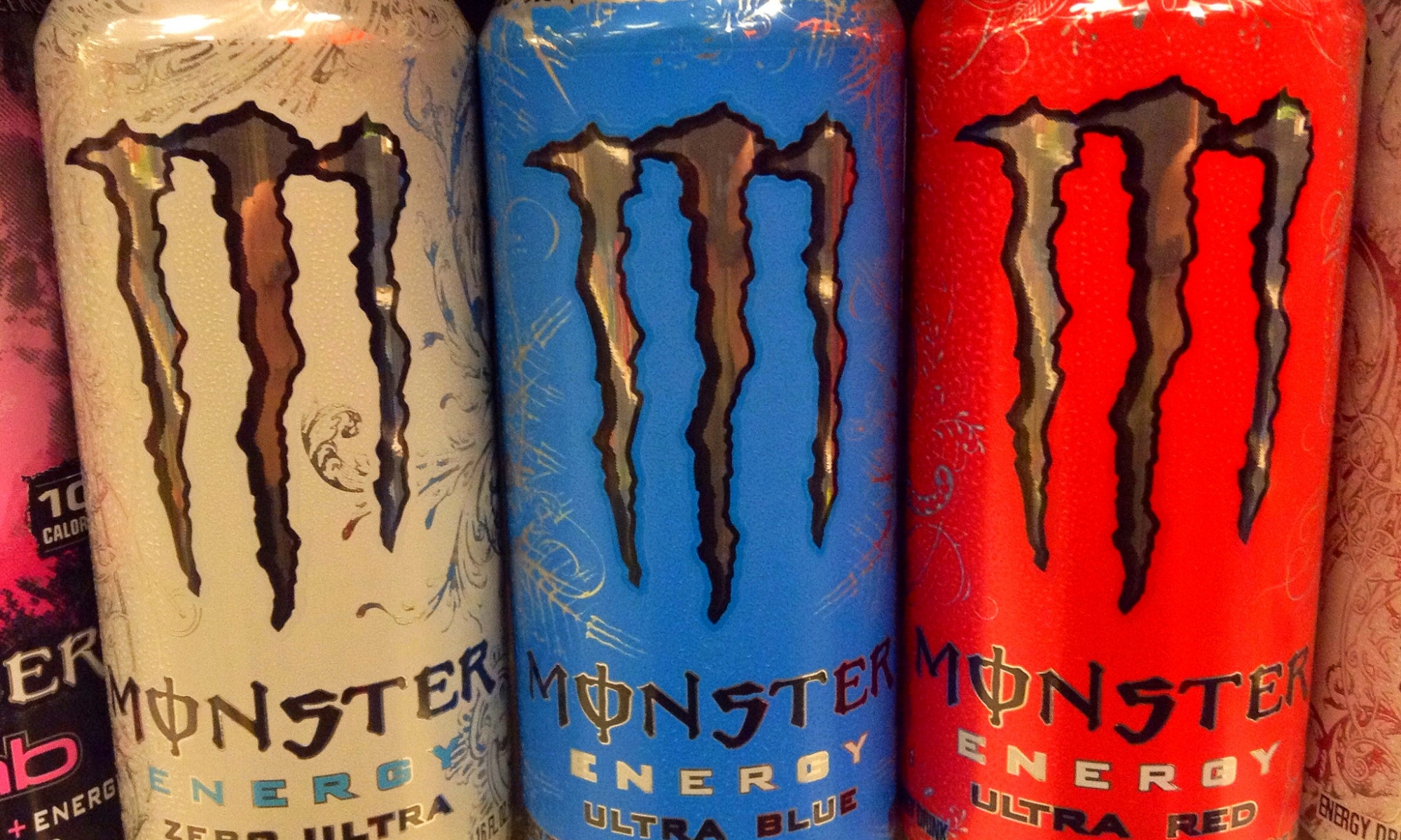 MONSTER ENERGY DRINKS REVIEW