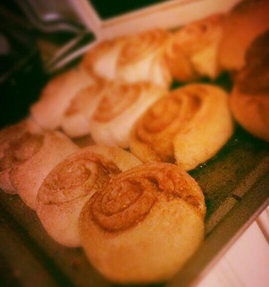low sugar low butter cinnamon rolls recipe