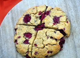 healthy fruit scone recipe fruitful yield