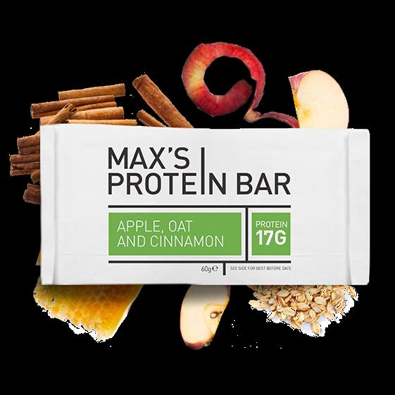 maxs protein bars