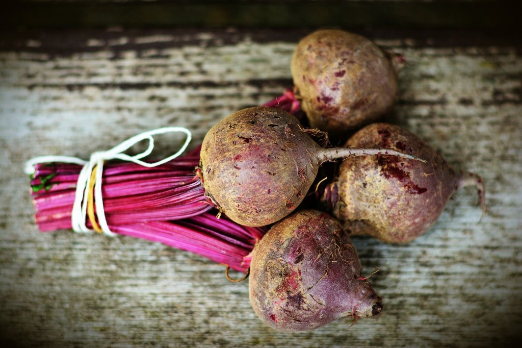 brain health beetroots
